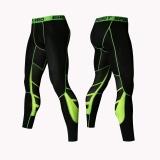 Beli Kebugaran Latihan Celana Ketat Pria Peregangan Tinggi Legging Breathable Quick Dry Berlari Berlatih Celana Intl Lengkap