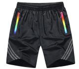 Beli Lima Poin Shorts Leisure Sports Shorts Pantai Celana Hitam Putih Intl Baru