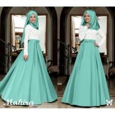Jual Fjco Baju Gamis Muslim Mahira Hijab Dress Muslimah Hijab Muslim Gamis Syari Baju Muslim Fashion Muslim Fashion Maxi Setelan Muslim Hijab Wanita Indonesia Murah