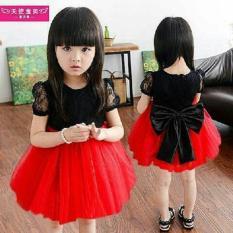 FJCO FJ DRESS KID SALUR / Dress anak / Fashion anak perempuanIDR48000. Rp 48.900