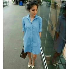 ... Dress wanita / Gaun wanita / Fashion WanitaIDR56900. Rp 56.900