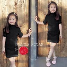Rp 34.900. FJCO FJ Khalila kid dress / Dress anak / Fashion anak perempuan IDR34900