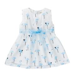 Harga Flamingo Gaun Putri Katun Sayang Perempuan Rok Sayang Light Blue Dan Spesifikasinya