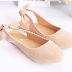 Flat Shoes Sandal Flat Shoes Pita Belakang