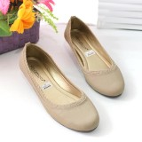 Beli Flatshoes Flat Shoes Gratica Jj01 Abu Gratica Asli