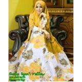 Beli Flavia Store Gamis Syari Set 2 In 1 Fs0610 Kuning Baju Muslim Wanita Syar I Gaun Muslimah Maxi Dress Lengan Panjang Hijab Rnasifa Cicilan
