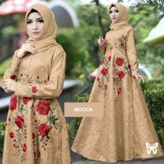 flavia-store-maxi-dress-lengan-panjang-bordir-bunga-fs0138-hitam-gamis-gaun-pesta-muslimah-baju-muslim-wanita-srayana-8418-03749192-372fceef868db62c8135121e4ebb9519-catalog_233 Koleksi Daftar Harga Dress Pesta Muslim Terlaris tahun ini