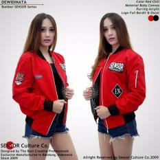 Iklan Flight Bomber Ladies Sensor Red Chili