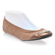 Jual Cepat Flipster Coco Ballet Flats Sepatu Wanita Cokelat