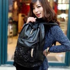 Harga Flone Tas Ransel Wanita Hitam Pb3633 Womens Backpack Termahal