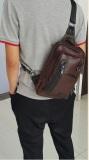 Harga Flone Tas Selempang Pria Coklat Wk01 Mens Sling Bag Terbaru
