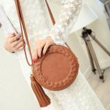 Flone Tas Selempang Wanita Vintage Coklat Gk448 Women Bag Promo Beli 1 Gratis 1