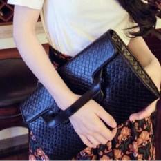 Spek Flone Tas Tangan Wanita Hitam Ft526 Women Bag Indonesia