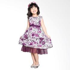 Flonel FLF-020 Dress Anak