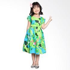 Flonel FLF-034 Dress Anak