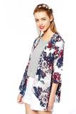 Review Bermotif Bunga Bunga Kimono Cardigan Jersey Rayon Aneka Warna Terbaru