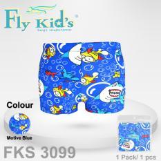 Flykids Celana Renang Anak Laki | Underwear Anak Laki | FKS 3099
