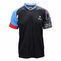 Jual Flypower Mandalawangi 2 Kaos Badminton Pria Black Blue Red Flypower