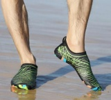 Beli Sepatu Renang Dilengkapi Dengan Kaos Kaki Anti Selip For Practice Yoga Warna Hijau Intl Kredit Tiongkok