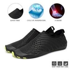 Foldable Slip Pria Wanita Surf Aqua Beach Air Kaus Kaki Sepatu Olahraga Yoga Berenang Menyelam Anti Slip Bawah Air Sport Sepatu Intl Promo Beli 1 Gratis 1