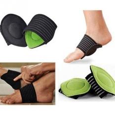 Kaki Sol Arch Support Plantar Fasciitis Tumit Aid Feet Cushion Jatuh Heel Pain Relief Shock Sehat Kecantikan Poduct-Intl