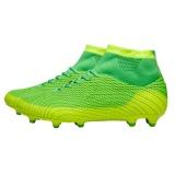 Harga Football Boots Sepatu Sepakbola Pria Boys Anak Sepakbola Cleat Fg Tinggi Ankle Sepak Bola Sepatu Hijau Intl Oem