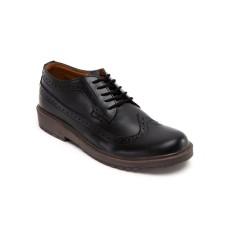 Harga Footstep Footwear Sepatu Cosmo Hitam Footstep Footwear Terbaik