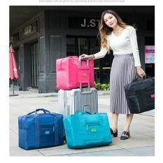 Harga Fordable Travel Bag Hand Carry Tas Lipat Tas Tambahan Koper Branded