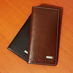 Jual Beli Online Forenzi Dompet Panjang Fashion For 001 Kulit Pu Original Import Brown Box