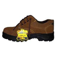 Spek Forklift Sepatu Safety Ss01 Cokelat Forklift Shoes Safety
