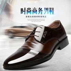 Toko Formal Hitam Pria Menunjuk Sepatu Pria Sepatu Kulit Pria Suasana Coklat Online Terpercaya