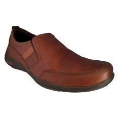 Beli Formen Fm 03 Sepatu Kulit Loafers Dress Light Brown Formen Asli