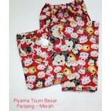 Spesifikasi Fortune Fashion Baju Tidur Wanita Cp Tsum Besar Red Piyama Murah Piyama Karakter Baju Santai Daster Daster Murah Fortune Fashion Terbaru