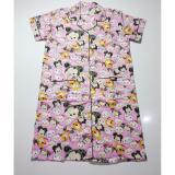 Diskon Fortune Fashion Daster Tsum Besar Pink Piyama Murah Piyama Karakter Baju Santai Daster Murah Baju Tidur Wanita Branded