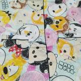 Toko Jual Fortune Fashion Daster Tsum Crayon Piyama Murah Piyama Karakter Baju Santai Daster Murah Baju Tidur Wanita