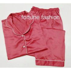 Katalog Fortune Fashion Piyama Cp Satin Jambu Piyama Murah Piyama Karakter Baju Santai Daster Daster Murah Baju Tidur Wanita Terbaru