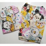 Beli Fortune Fashion Piyama Tsum Crayon Pendek Tosca Yang Bagus