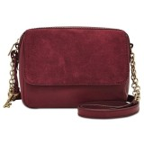 Jual Fossil Aria Small Crossbody Cabernet Zb 7430607 Fossil Grosir
