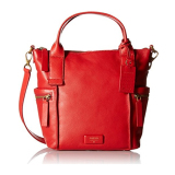 Jual Fossil Emerson Satchel Medium Real Red Zb6696622 Merah Branded Original