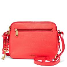 Fossil - Leather Piper - Toaster - Pink - Tas Wanita ( ZB6865-281 ) - SL