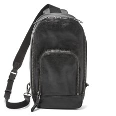 Fossil Mayfair Sling Pack Black MBG9277001 - Hitam
