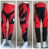 Jual Fox Celana Trail Cross Motocross Racing Merah Termurah
