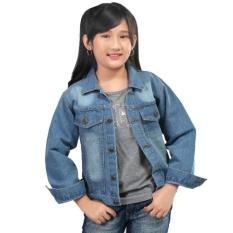 Free Ongkir Jaket blazer anak wanita - Jaket jeans terbaru distro murah BKL asli