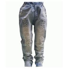 Spesifikasi Freeshop Celana Anak Perempuan Pants Denim Jeans F953 Biru Yg Baik