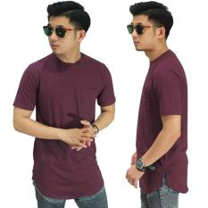 Review Frozenshop Com Longline T Shirt Basic Di Dki Jakarta