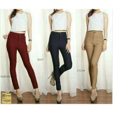 Fs Highwaist Jegging Mishotty Universal Diskon