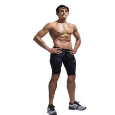 FS Pria Olahraga Latihan Short Ramping Celana Celana Ketat untuk Yoga Pelari