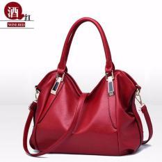 FSMall 562 Merah Tas Import Batam