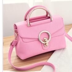 FSMall 594 Tas Selempang Wanita warna Pink