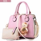 Review Tentang Fsmall 888 Tas Import Wanita 2In1 Warna Pink